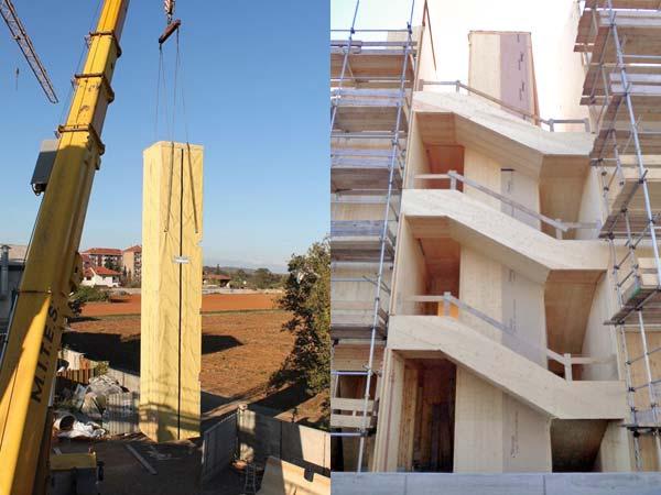 Servizi Mozzone Building System - Costruzione vani ascensori