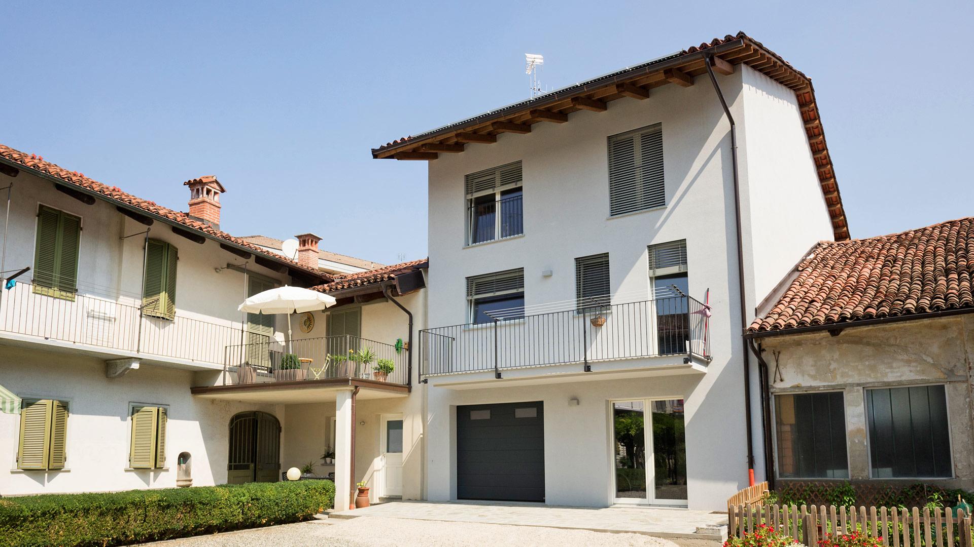 Ristrutturazione casa in legno xlam certificata casaclima for Case legno xlam